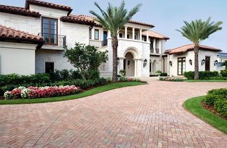 wealthy home