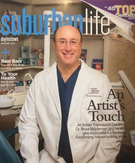 Dr. Bruce J. Wilderman, , Dentist