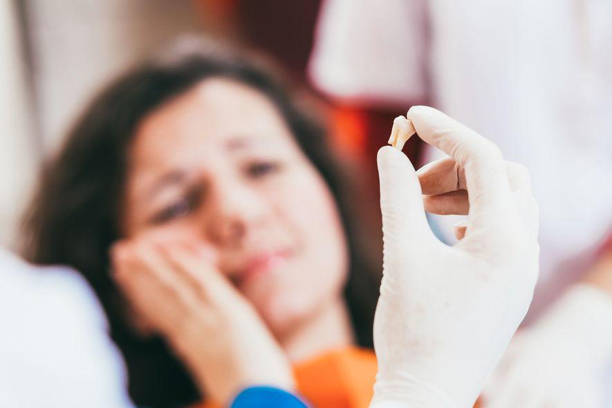 image of dental pain