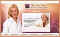 Arizona Eye Institute & Cosmetic Laser Center | Sun City West, Sun City and Wickenburg, AZ), , Facial Plastic Surgeon
