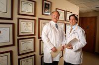 Richard H. Tholen, M.D., F.A.C.S. and Douglas L. Gervais, M.D., F.A.C.S., , Cosmetic/Plastic Surgeon