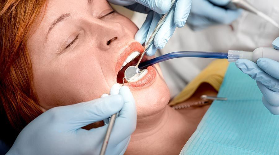 image of dental procedure