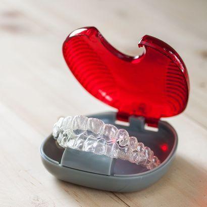 invisalign mouthpiece