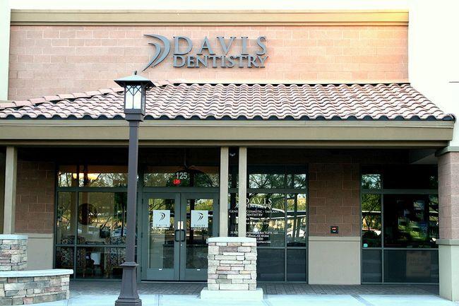 Davis Dentistry Office
