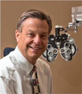 Dr. Peter Broberg, , Eye Care Specialist