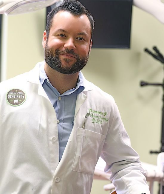 dr. damien armstrong