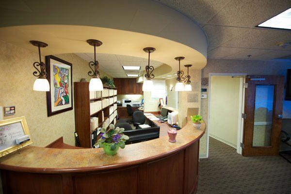 Kelly Hodges Orthodontics office
