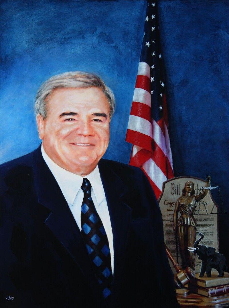 Portrait of Michael F. Colley