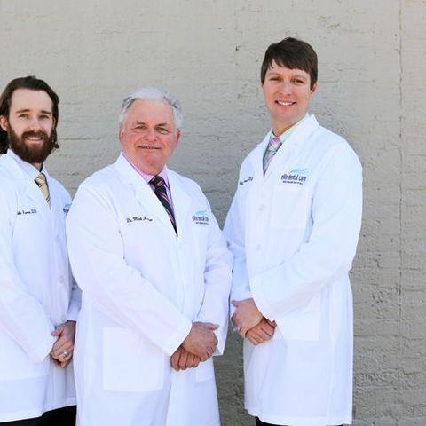 The dentists at Elite Dental Care