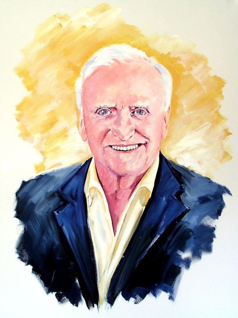 Portrait of Phillip Harnett Corboy.