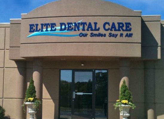 The office team at Elite Dental Care