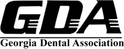 Seal of the Georgia Dental Association