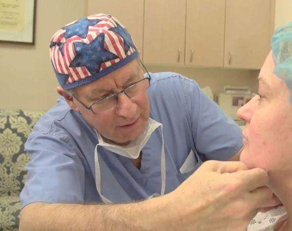rhinoplasty consultation