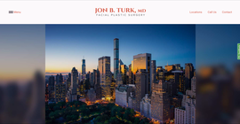 Jon B. Turk, M.D. | Woodbury, NY & New York, NY, , Facial Plastic Surgeon