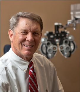 Dr. Halsey Settle, , Eye Care Specialist