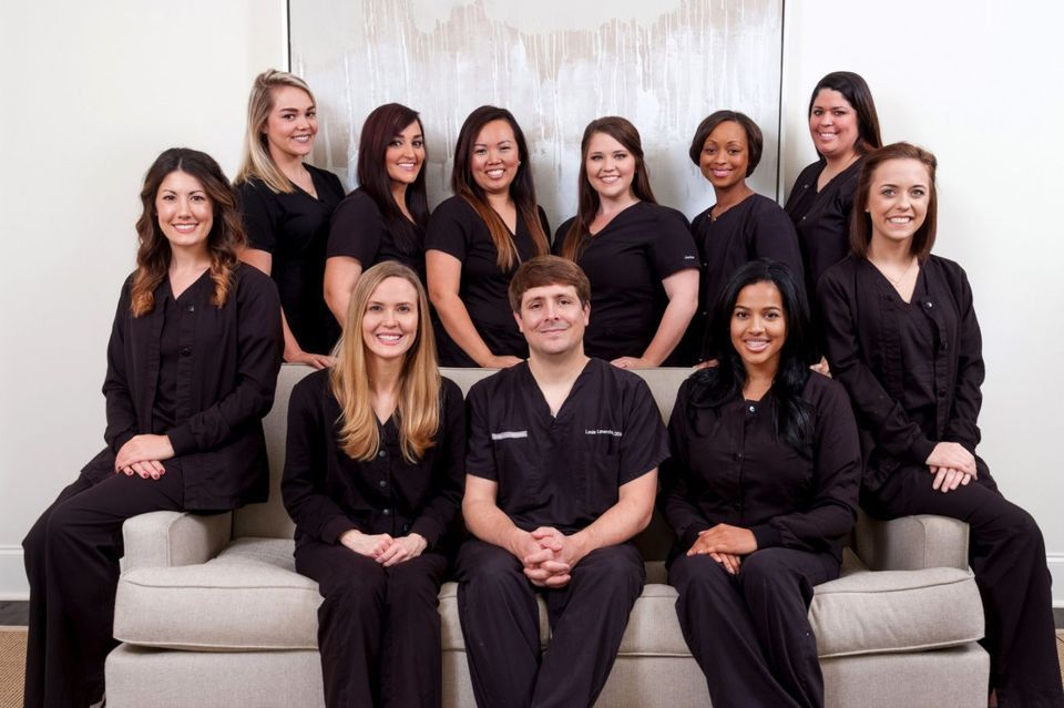 Staff at Lamendola Dentistry
