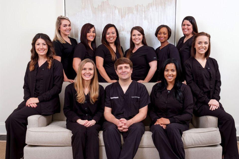 Staff at Lamendola Dentistry