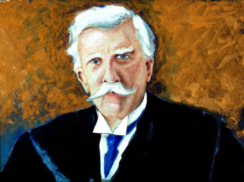 Portrait of Oliver Wendell Holmes, Jr.