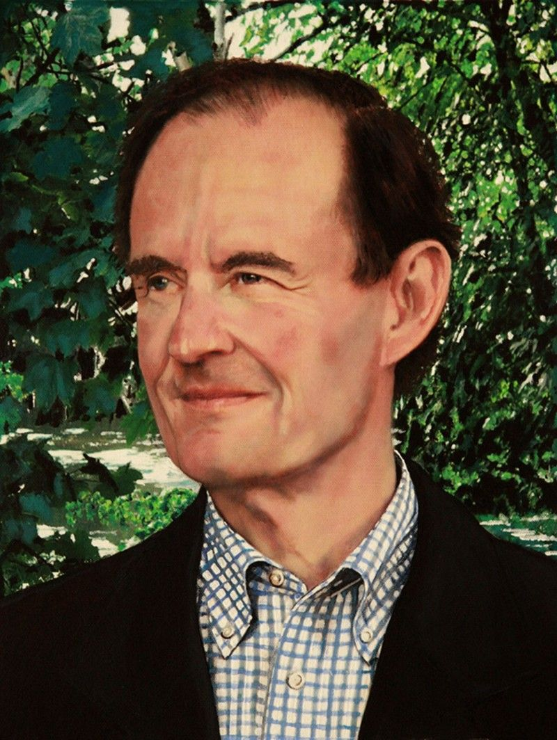 Portrait of David Boies.