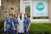 Dr. Wilderman and His Staff, , Dentist