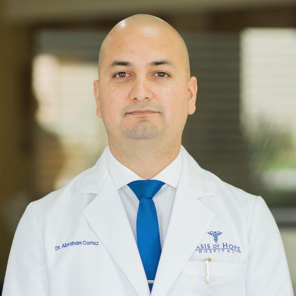 Abraham Cortez - Medical Doctor