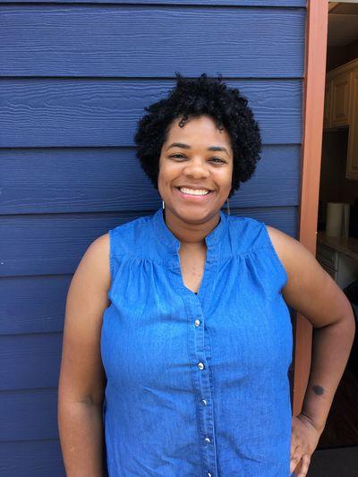 Photo of Monique Thomas