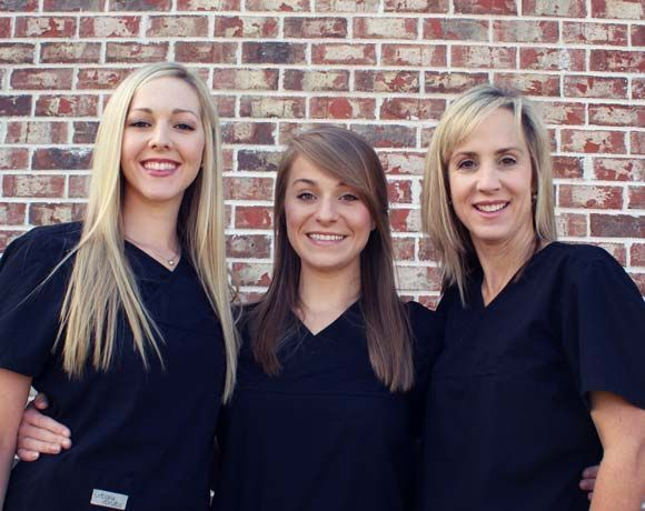 Photo of team at Oak Harbor Family Dentistry