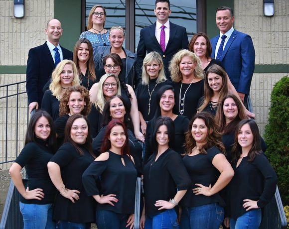 Patients at Greater Long Island Dental Health Associates