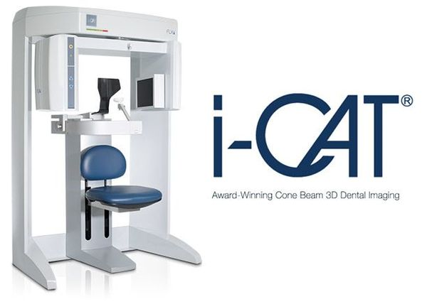 iCAT scanning technology