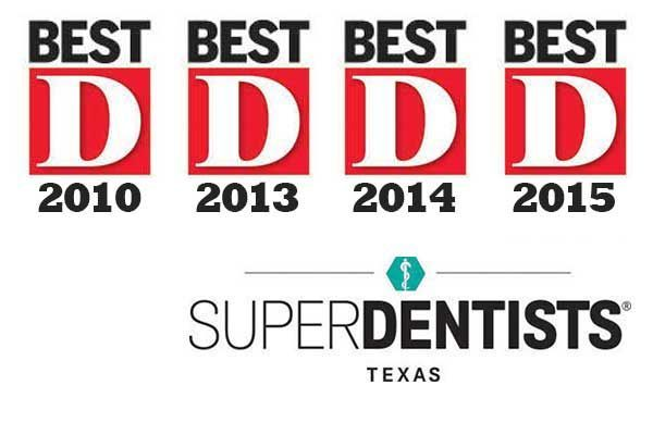 Logos for super dentists